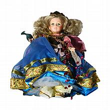 Robin Woods Maid Marion Doll