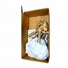 Robin Woods Sleeping Beauty Doll