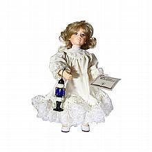 Robin Woods Clara The Nutcracker Ballet Doll