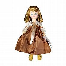Madame Alexander Elsie Leslie Doll