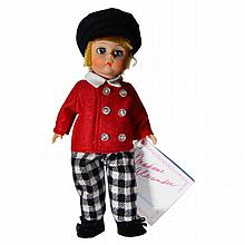 Madame Alexander Tommy Snooks Doll