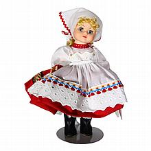 Madame Alexander Russia Doll