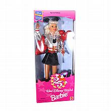 Mattel Walt Disney World Barbie Doll
