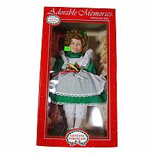 Adorable Memories Porcelain Doll
