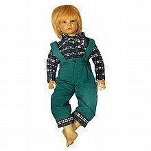 Annette Himstedt Puppen Kinder Bastian Doll
