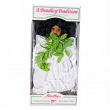 Bradley's Collectible Ltd. Ed. Porcelain Doll