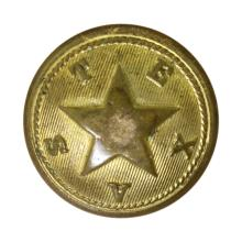Texas Militia Button