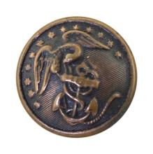 USMC Cuff Button