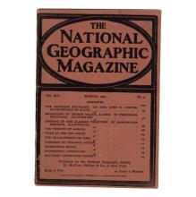 National Geographic Magazine March 1903