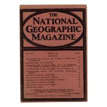 National Geographic Magazine April 1903