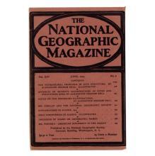 National Geographic Magazine June 1903