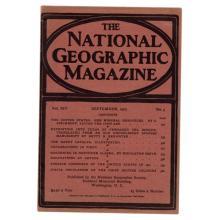 National Geographic Magazine September 1903