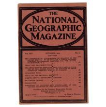 National Geographic Magazine October 1903