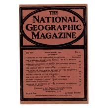 National Geographic Magazine November 1903