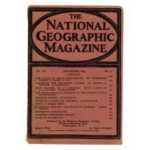 National Geographic Magazine December 1903
