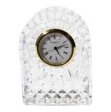 Waterford Crystal Lismore Dome Mantle Clock