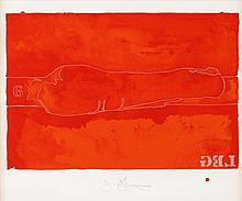 Jasper Johns, Leg (Universal Limited Art Editions 142)