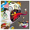 Takashi Murakami, Homage to Francis Bacon (Study of George Dyer), Takashi Murakami, ¥0