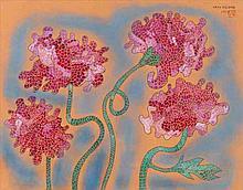 Yayoi Kusama, Summer Flowers