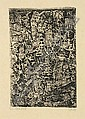 Paul Klee, Kleinwelt (Kornfeld 61.B.a) etching and, Paul Klee, Click for value