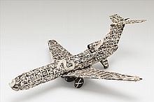Shuji Mukai, Airplane