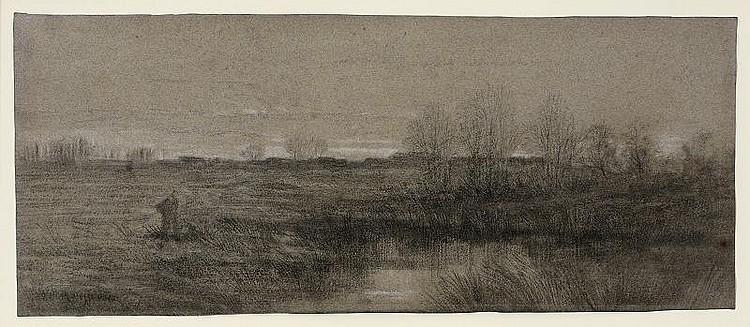 Theodore Rousseau, Landscape
