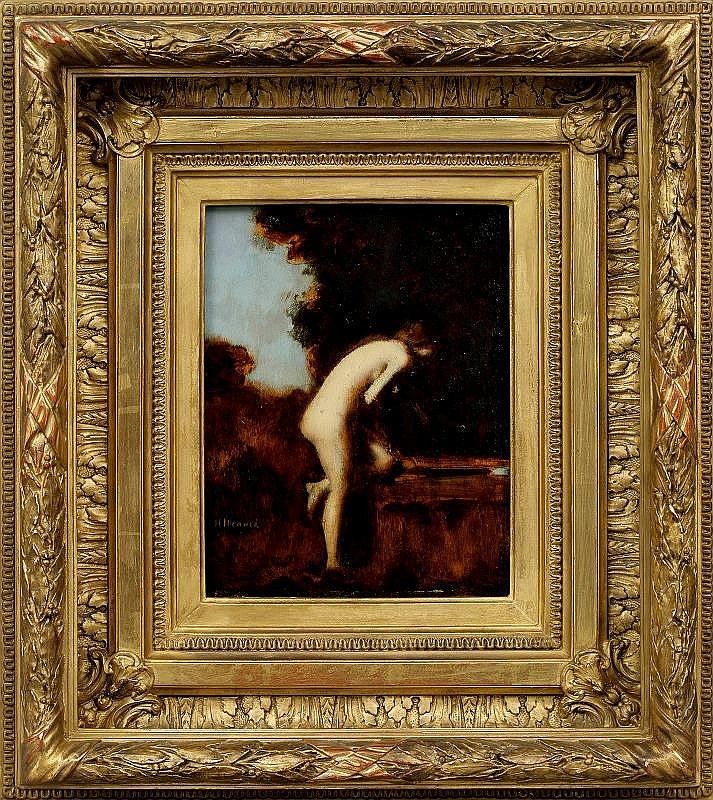Jean-Jacques Henner, A Bather