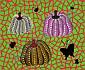 Yayoi Kusama, Pumpkin, Yayoi Kusama, Click for value
