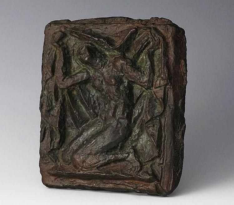Emile-Antoine Bourdelle, Etude pour le bas-relief