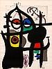 Joan Miro, La Captive (Dupin 489)