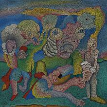 Mihail Chemiakin, Work