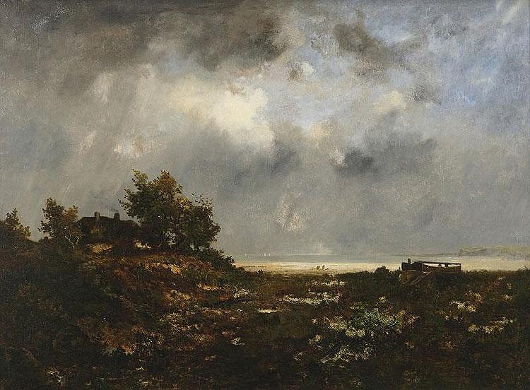 Leon Richet, Paysage