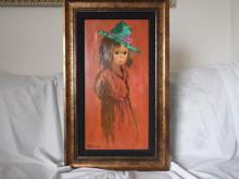Harold Stephenson, original oil painting