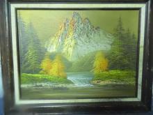 Jay Moore,original oil painting