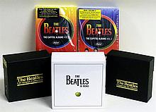 Five Ltd Edition CD Boxsets from The Beatles Inclu