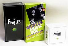 Three Ltd Edition CD Boxsets from The Beatles Incl