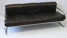 A Rodney Kinsman for OMK three seater sofa With lo