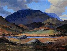 John Muirhead, F.R.Ae.S. (1867-1927)- 'Craig.Y.Ber