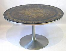 A highly decorative Poul Cadovius (Cado) circular