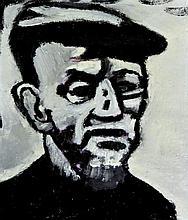 John Hennessey (British, 20th Century)- 'Bloke in