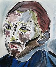 John Hennessey (British, 20th Century)- 'Van Gogh'