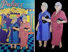 Janet Maud Rotenberg (Canadian, 1956-2007)- 'Palac