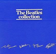 'The Beatles Collection' (The Blue Box). 1978 UK l
