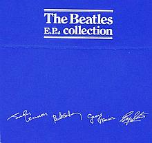 The Beatles 'EP Collection' 1981 UK limited editio