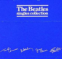 The Beatles 'Singles Collection' 1982 UK limited e