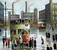 Arthur Delaney (British, 1927-1987) - 'Manchester