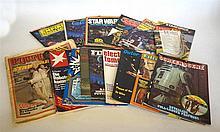 A collection of Star Wars Ephemera Includes 'Starburst' vol.1 no.1, 'Marvel