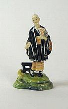 A Royal Doulton figure 'Ko Ko' HN1266, green printed factory marks and red