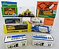 Ten boxed mainly German diecast construction