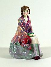 Royal Doulton figurine - HN1620 'Rosabell' Factory marks to base, height 18